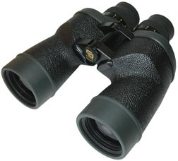 Individual Focus Binocular with good depth of view