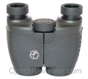 Top view of Bushnell Elite Custom Compact Binocular
