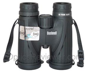 Bushell Legend Ultra HD 10x42 - top view
