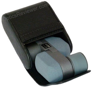 Docter Monocular in its case