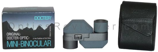 What Comes with Docter Monocular