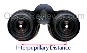 How to Choose Binoculars with correct interpupillary distance