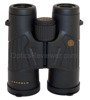 Top view of Leupold Cascades 10X42