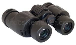 Angled view of Leupold BX-1 Yosemite 6X30 occulars