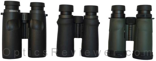 Nikon Monarch 7 vs Bushnell Elite ED vs Vortex Viper HD