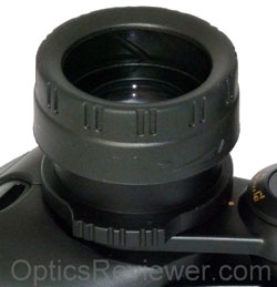 Nikon Action EX's Diopter Adjustment
