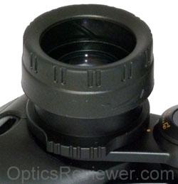 Nikon Action EX's Diopter Adjustment