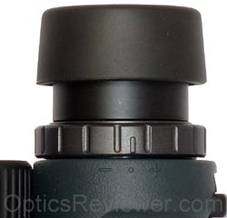Monarch 5 Diopter Adjustment