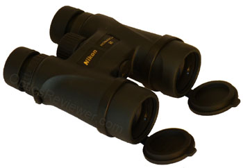 Monarch 5 objective lens covers