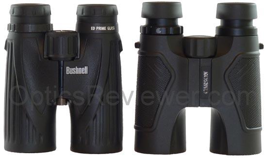 Nikon Monarch 5 vs Bushenll Legend Ultra HD