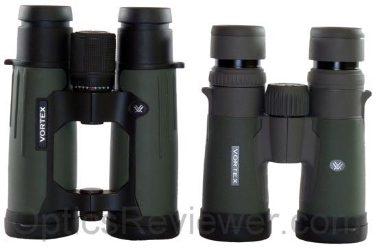 2011 vs 2012 Vortex Razor HD Binoculars