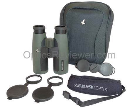 What you get with a Swarovski SLC HD binocular