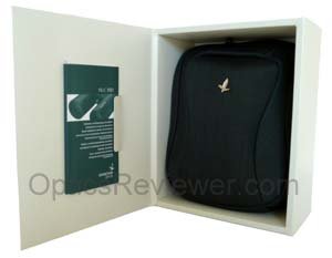 Swarovski SLC HD 8X42 packaging