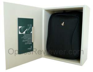 Swarovski SLC HD 8X42 packaging