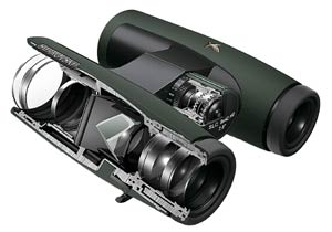 Swarovski SLC HD Cutaway view of design