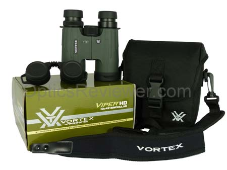What you get with a Vortex Viper HD