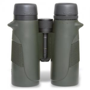 Underside view of Vortex Diamondback binoculars