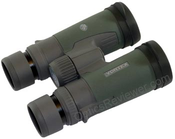 Side view of Vortex 2012 Razor HD Binocular
