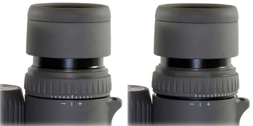 Diopter Adjustment of Vortex 2012 Razor HD Binocular