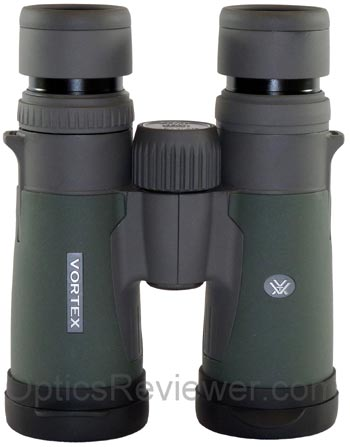 Top View of 2012 Razor HD Binoculars