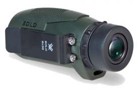 Angled view of the Vortex Solo Monocular occular