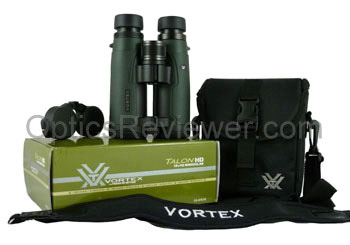 What you get with the Vortex Talon HD