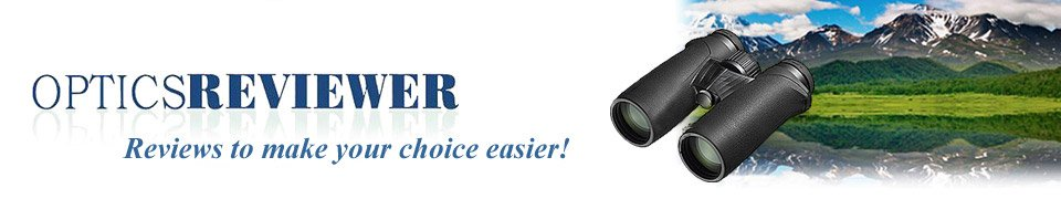 Binocular Reviews on OpticsReviewer.com