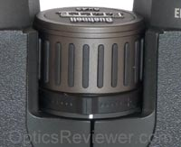 Diopter Adjustment of Bushnell Elite ED