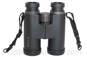 Top view of Bushnell Elite ED Binocular