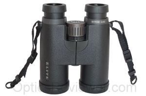 Top view of Bushnell Elite ED Binocular