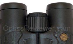 Leupold Cascades focus wheel and Diopter Adjustment