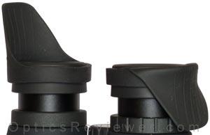 EyeShields on a Binocular