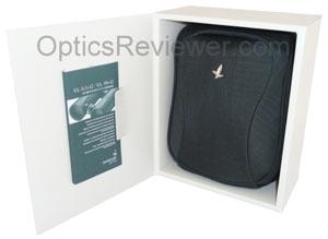 Swarovski EL Binoculars Packaging