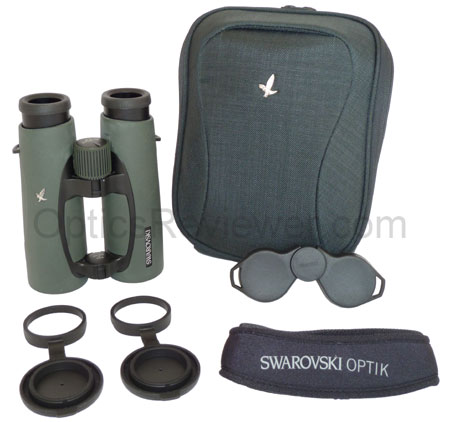 What you get with the Swarovski EL binocular with Swarovision