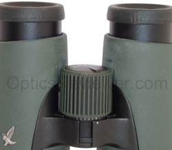 Swarovski EL focus wheel and diopter adjuster