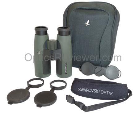 What you get with a Swarovski SLC HD binocular