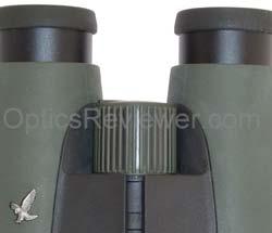 Swarovski SLC HD focus wheel and Diopter Adjustment