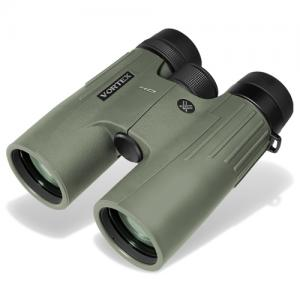 Angled view of Vortex Viper HD objective lenses
