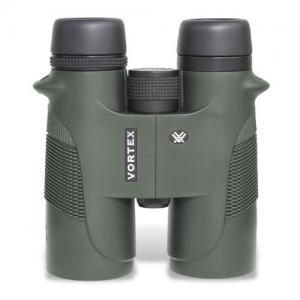 Top view of Vortex Diamondback binoculars