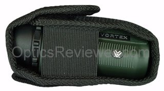 Side view of the Vortex Solo Monocular Case