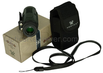 What you get with a Vortex Solo Monocular