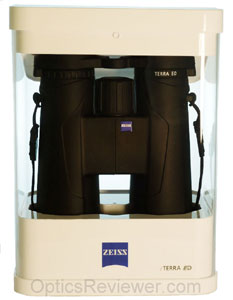 Zeiss Terra ED Binocular in the box