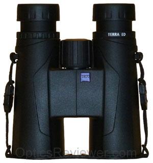Zeiss Terra ED Binocular front