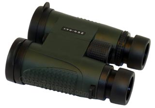 Angled View of Zen-Ray ZRS HD Binocular
