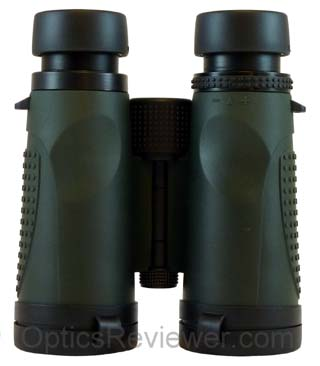 Underside of Zen-Ray ZRS HD Binocular