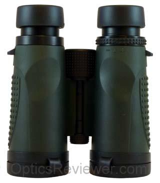 Underside of Zen-Ray ZRS HD Binocular